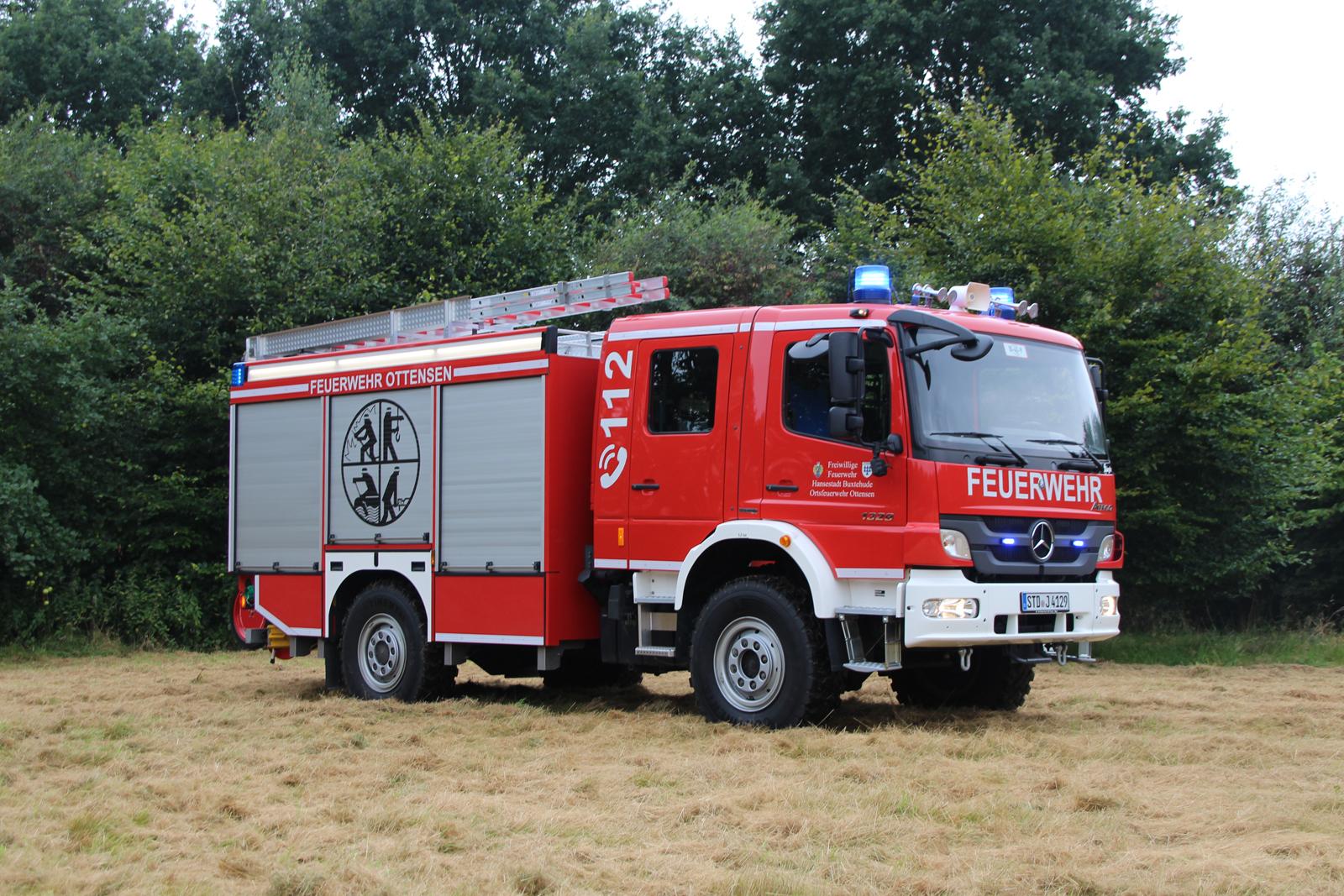 FF Ottensen ( LK STD ) MLF 8